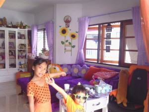 Orasa Homestay, Homestays  Sattahip - big - 45