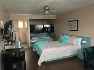 Motel Belle Riviere, Motely  Saint-Jean-sur-Richelieu - big - 13