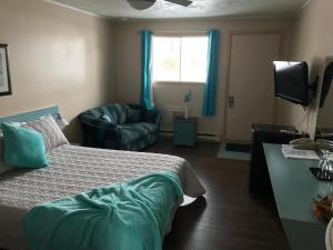 Motel Belle Riviere, Motely  Saint-Jean-sur-Richelieu - big - 14