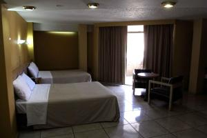Suite with 2 Double Beds