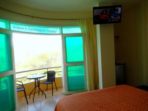 Double Room #5 with Balcony and Forest View