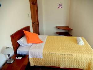 Double or Twin Room #6 with Balcony and Forest View