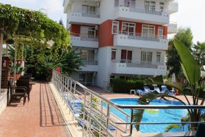 Irem Garden Apartments, Apartmánové hotely  Side - big - 25