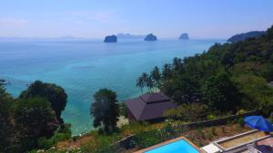 Koh Ngai Cliff Beach Resort, Resort  Ko Ngai - big - 35