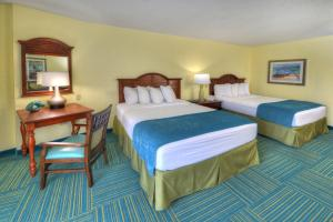 Queen Room with Two Queen Beds - Ocean Front - Non smoking
