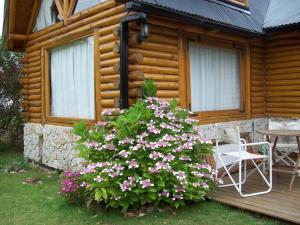 Cabañas del Athuel, Holiday homes  Ostende - big - 6