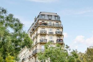 ClubLord - Very Central Mini Flat, Appartamenti  Parigi - big - 10