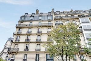 ClubLord - Very Central Mini Flat, Appartamenti  Parigi - big - 11