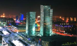 Apartments Severnoe Siyanie 50, Apartments  Astana - big - 1
