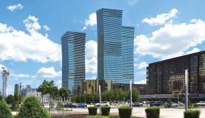 Apartments Severnoe Siyanie 50, Apartments  Astana - big - 25