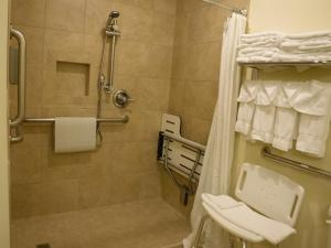King Room with Walk-in Shower - Non-Smoking