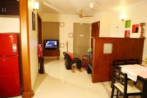 Atlantic Airport Apartments, Appartamenti  Nedumbassery - big - 28