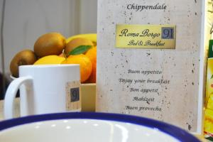 Roma Borgo91, Bed & Breakfast  Roma - big - 22