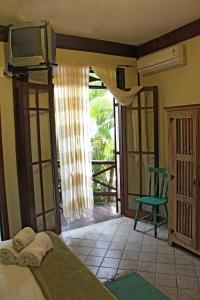 Double Room with Balcony - Ground Floor