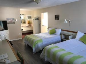 Motel Belle Riviere, Motely  Saint-Jean-sur-Richelieu - big - 26