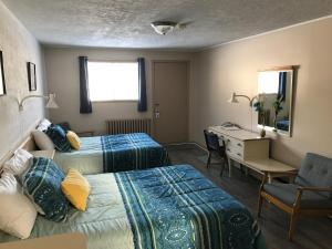 Motel Belle Riviere, Motely  Saint-Jean-sur-Richelieu - big - 37