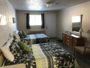 Motel Belle Riviere, Motely  Saint-Jean-sur-Richelieu - big - 40