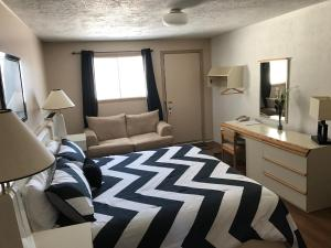 Motel Belle Riviere, Motely  Saint-Jean-sur-Richelieu - big - 44