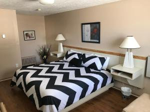 Motel Belle Riviere, Motely  Saint-Jean-sur-Richelieu - big - 45