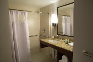 Queen Room - Disability Access - Roll-In Shower