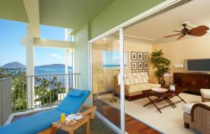 Suite with Partial Ocean View