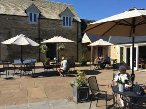 Rutland Water Courtyard Rooms, Hotel  Oakham - big - 14