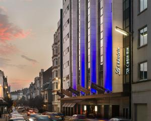 Hotel Le Châtelain: hotels Brussels - Pensionhotel - Hotels