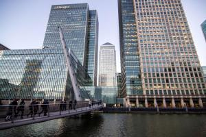 Canary Wharf River View Apartments, Londra