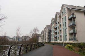 Riverside Apartment in Copper Quarter, Ferienwohnungen  Swansea - big - 4