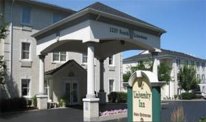 University Inn Hotel   Lexington