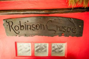Bungalow with Sea View - Robinson Crusoe