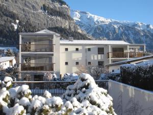 Heidi-Immo Casa Miro 6, Apartments  Flims - big - 1