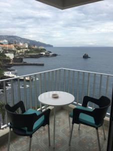 The Song of the Sea, Funchal