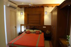 Atlantic Airport Apartments, Appartamenti  Nedumbassery - big - 22