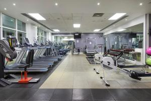 DoubleTree by Hilton Dartford Bridge, Отели  Дартфорд - big - 67