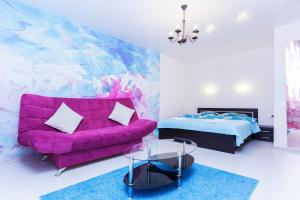 Apartment Cherry Blue, Appartamenti  Minsk - big - 1