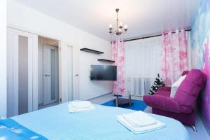 Apartment Cherry Blue, Appartamenti  Minsk - big - 6