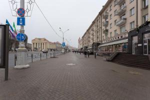Apartment Cherry Blue, Appartamenti  Minsk - big - 3