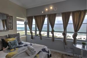 Executive Studio Apartment with Ocean View