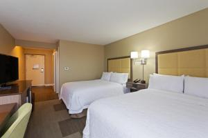 Queen Room with Two Queen Beds  - Hearing Accessible - Non-Smoking