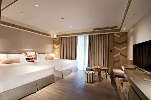 Hotel Royal Chihpin, Hotely  Wenquan - big - 9