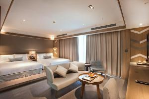 Hotel Royal Chihpin, Hotely  Wenquan - big - 45