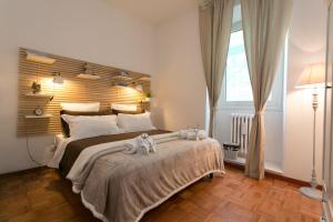S.Angelo Terrace sq Navona, Apartmány  Řím - big - 18