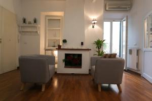 S.Angelo Terrace sq Navona, Apartmány  Řím - big - 28
