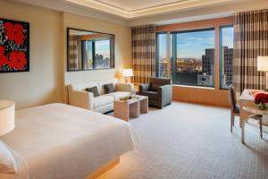 Suite Junior Manhattan con vistas al parque