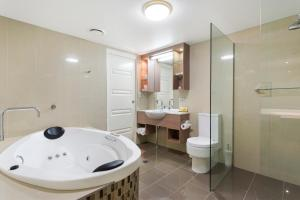 CBD Executive Apartments, Apartmánové hotely  Rockhampton - big - 31