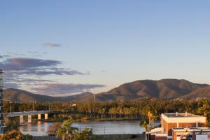 CBD Executive Apartments, Apartmánové hotely  Rockhampton - big - 14