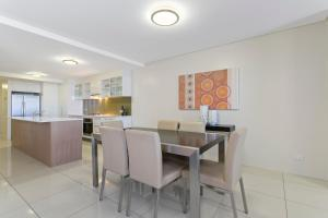 CBD Executive Apartments, Residence  Rockhampton - big - 13