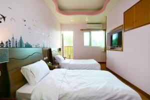 Ruisui Palm Lakes B&B, Bed & Breakfasts  Ruisui - big - 16