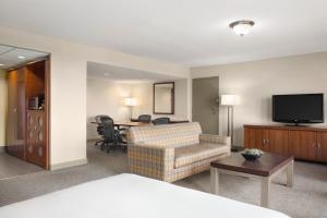 Executive King Room with Murphy Bed